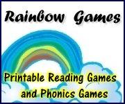Printable Reading Games